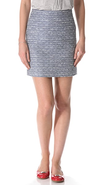Marc by Marc Jacobs Miranda Tweed Skirt