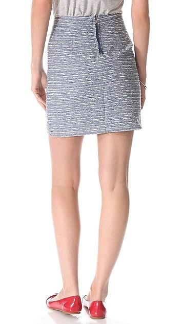 Marc by Marc Jacobs Miranda Tweed Skirt
