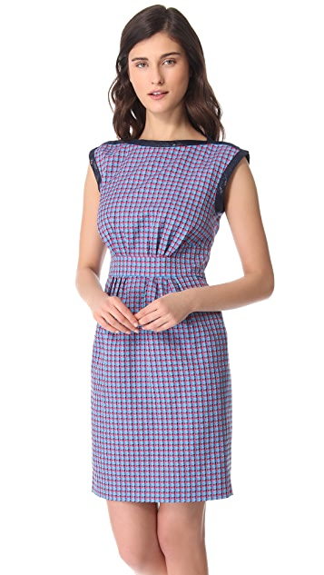 Marc by Marc Jacobs Clover Check Dress
