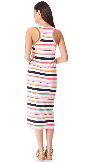 Marc by Marc Jacobs Smash Stripe Dress