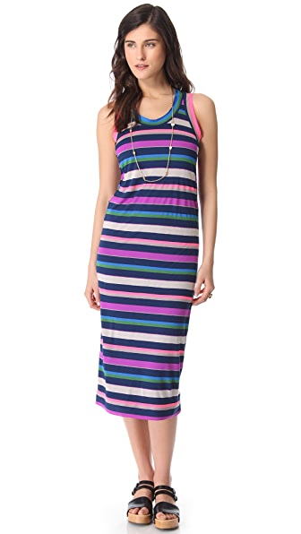 Marc by Marc Jacobs Smash Stripe Dress