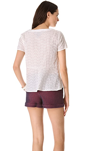 Marc by Marc Jacobs Rosie Eyelet Top