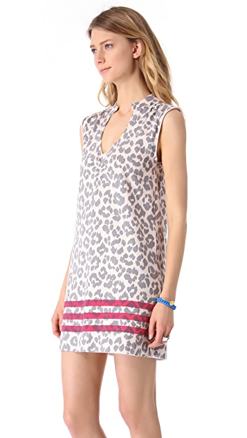 Marc by Marc Jacobs Dita The Cheetah Jersey Dress