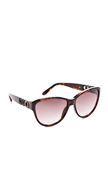 Marc by Marc Jacobs Chain Link Sunglasses