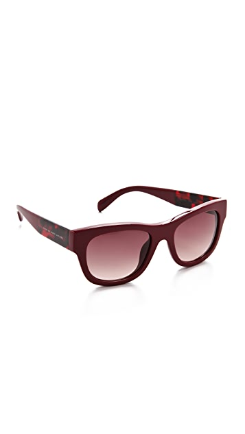 Marc by Marc Jacobs Thick Frame Sunglasses
