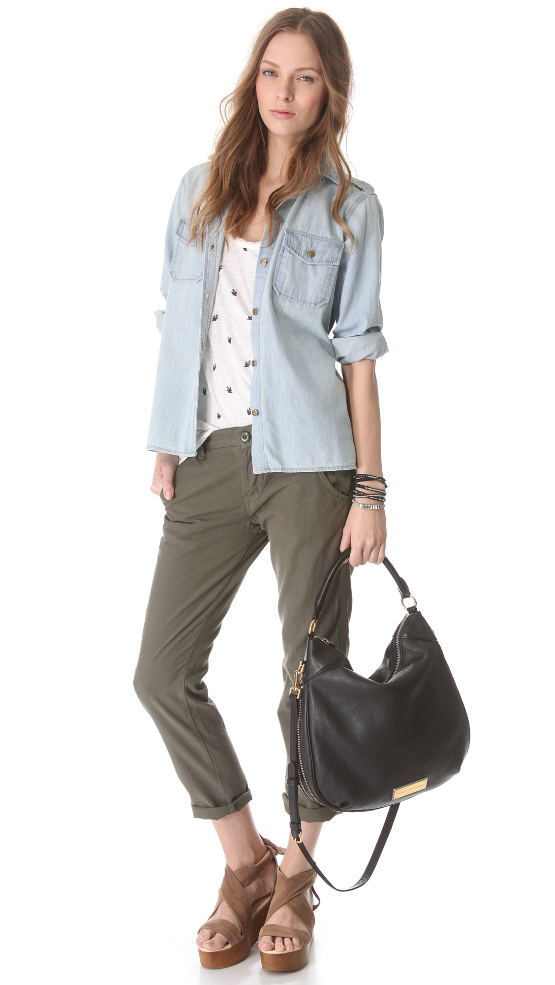 4091395f91 Marc by Marc Jacobs Washed Up Billy Hobo | SHOPBOP