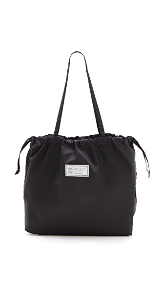 Marc by Marc Jacobs Spot Solid Drawstring Tote