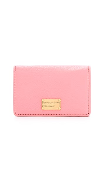 Marc by Marc Jacobs Classic Q Card Case