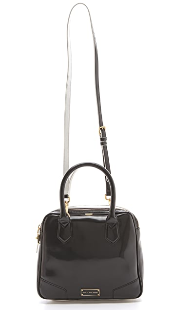 Marc by Marc Jacobs Alley Katz Two Tone Donny Bag