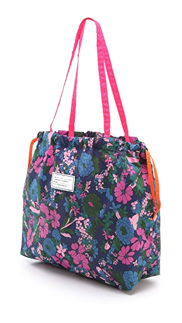 Marc by Marc Jacobs Spot Drew Blossom Drawstring Tote