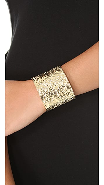 Marc by Marc Jacobs Paste & Prints Wide Foil Cuff
