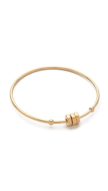Marc by Marc Jacobs Bolts Tiny Bangle