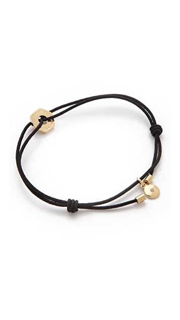 Marc by Marc Jacobs Bolt Friendship Bracelet