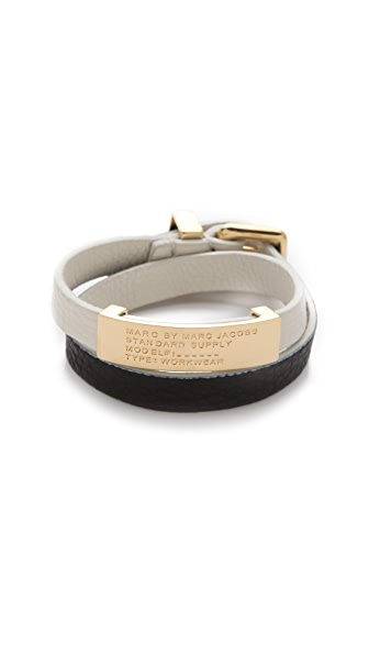 Marc by Marc Jacobs Standard Supply Double Wrap