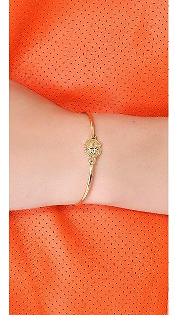 Marc by Marc Jacobs Turnlock Skinny Bracelet