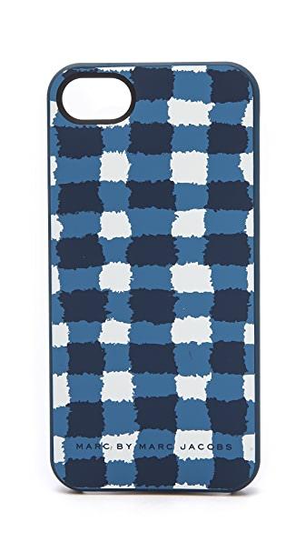 Marc by Marc Jacobs Molly Check iPhone Case