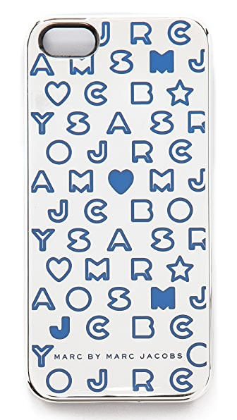 Marc by Marc Jacobs Stardust Metallic iPhone 5 Case