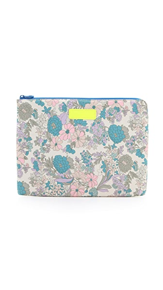 "Marc by Marc Jacobs Neoprene Drew Blossom 13"" Zip Case"