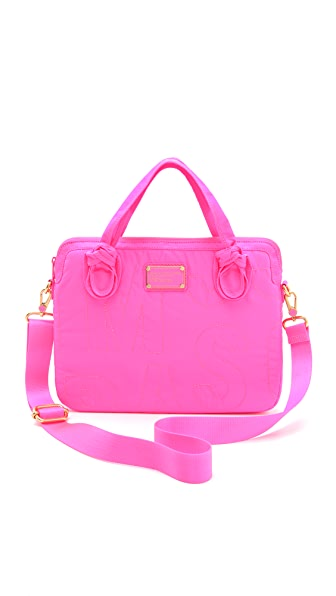 "Marc by Marc Jacobs Pretty Nylon 13"" Commuter Bag"