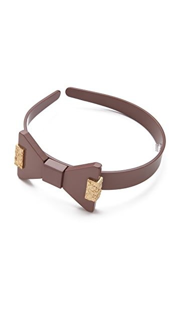 Marc by Marc Jacobs Exploded Bow Headband