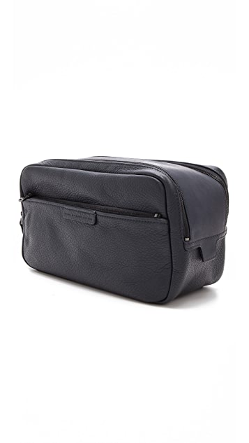 Marc by Marc Jacobs Simple Leather Dopp Kit