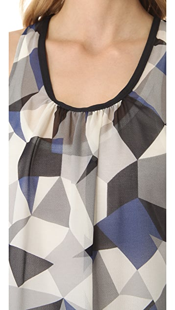 Marc by Marc Jacobs Tabitha Silk Top