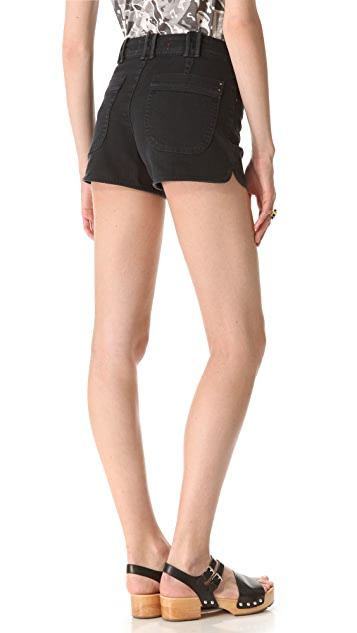 Marc by Marc Jacobs Standard Supply A Line Shorts