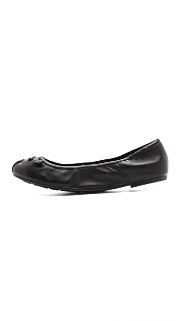 Marc by Marc Jacobs Scrunch Mouse Ballet Flats