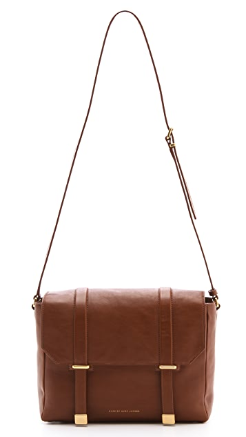 Marc by Marc Jacobs Natural Selection Messenger Bag