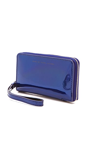 Marc by Marc Jacobs Techno Wingman Wristlet
