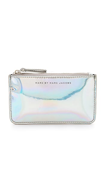 Marc by Marc Jacobs Techno Key Pouch