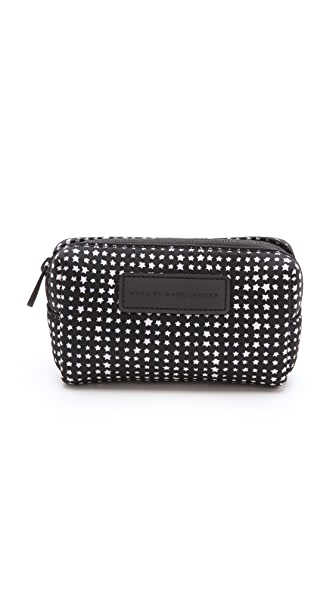 Marc by Marc Jacobs Neoprene Reluctant Stars Makeup Pouch