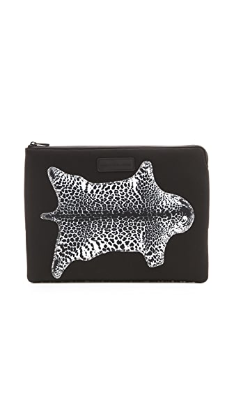 "Marc by Marc Jacobs Neoprene Jaguar Rug 13"" Computer Case"