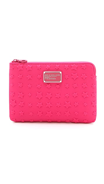 Marc by Marc Jacobs Reluctant Stars Debossed Neoprene Tablet Mini Case