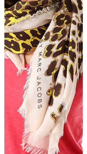 Marc by Marc Jacobs Jaguar Scarf