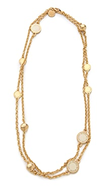 Marc by Marc Jacobs Double Wrap Necklace