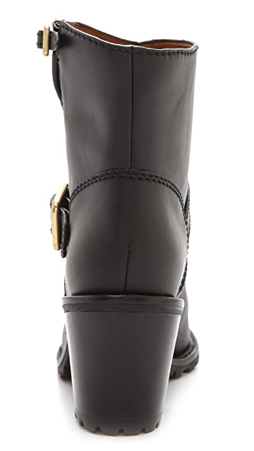 Marc by Marc Jacobs Chunky Heel Boots