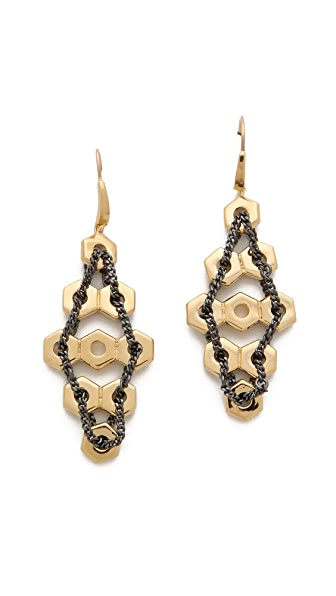 Marc by Marc Jacobs Dangly Earrings