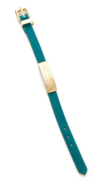 Marc by Marc Jacobs Standard Supply ID Bracelet