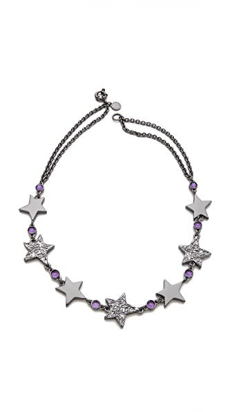 Marc by Marc Jacobs Shooting Star Necklace