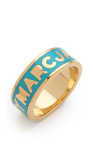 Marc by Marc Jacobs Dreamy Logo Ring