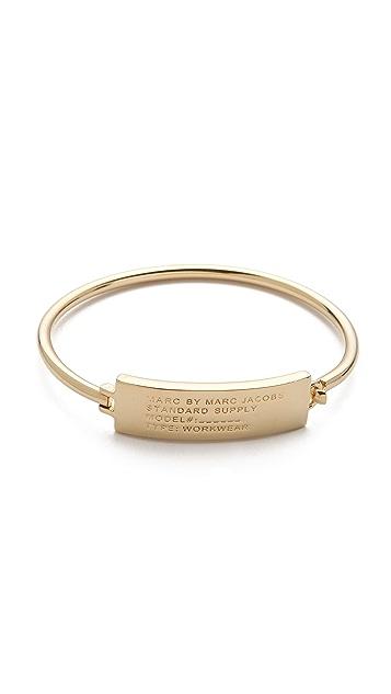 Marc by Marc Jacobs Standard Skinny Hinge Bracelet