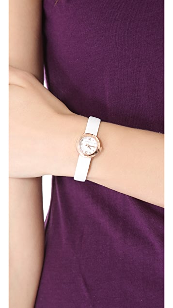 Marc by Marc Jacobs Amy Dinky Leather Watch