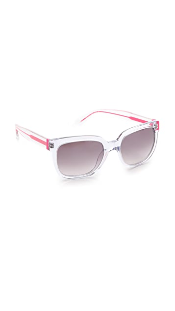 Marc by Marc Jacobs Crystal Sunglasses