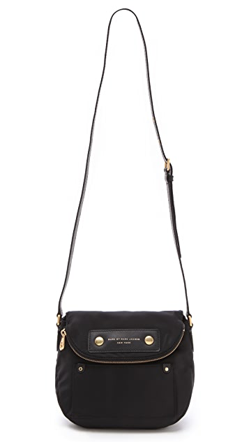 Marc by Marc Jacobs Preppy Nylon Mini Natasha Bag