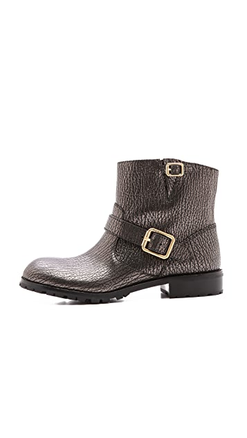 Marc by Marc Jacobs Engineer Ankle Booties