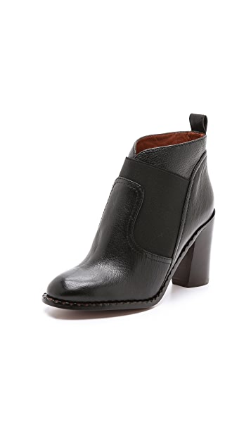 Marc by Marc Jacobs High Heel Pull On Booties