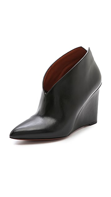 Marc by Marc Jacobs Wedge Booties