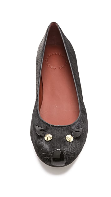 Marc by Marc Jacobs Mouse Ballet Flat