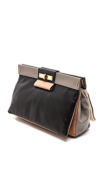 Marc by Marc Jacobs East End Colorblock Lady Rei Bag